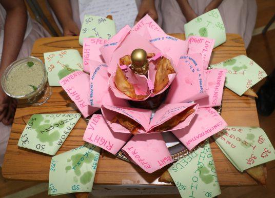 生命的回甘——佛誕創意素食比賽 (佛教筏可紀念中學)