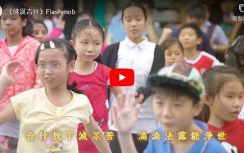 《佛誕吉祥》Flashmob