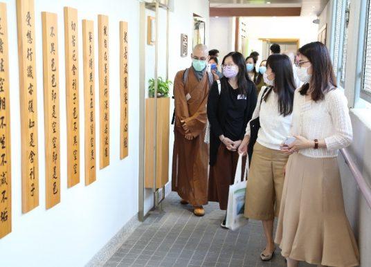 佛教茂峰法師紀念中學 「啟迪心靈計劃」分享會
